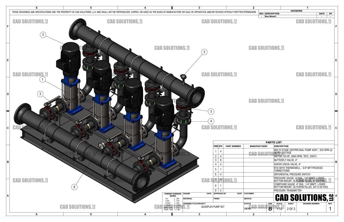 All Drawings   CAD Services